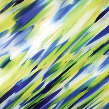 Atlantis Spirit Glass Transparent Spectrum COE96, 4361-76SF
