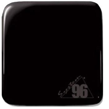 Kiln Fired Black Opal System 96 Fusible Sheet Glass