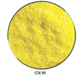 Uroboros Glass Frit Fusible Opal Yellow COE90