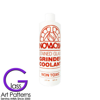 Glass Grinder Coolant 8 oz by NOVACAN