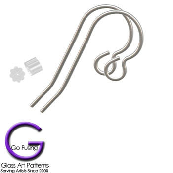 Earring French Hook Sets Hypoallergenic Titanium
