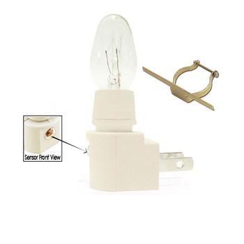 Night Light Kit Low Profile Sensor Style Light Grey