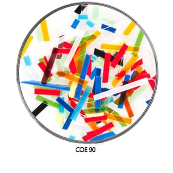 COE90 Noodle Sprinkles Uroboros Mardi Gras Mix