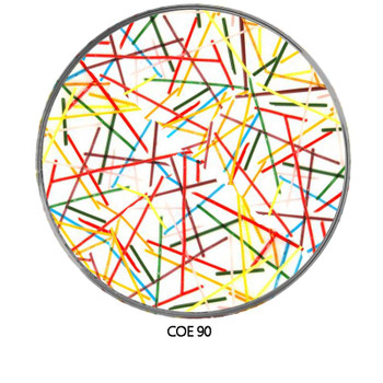 COE90 Stringer Sprinkles Uroboros Mardi Gras Mix