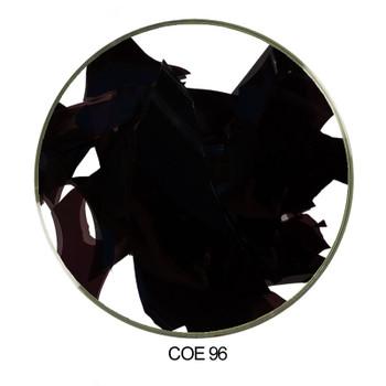 Coloritz™ Confetti Glass Shards Black Opal COE96