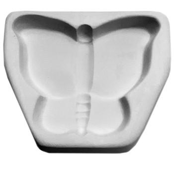 Butterfly Frit Cast Mold, SKU 412GF-7002