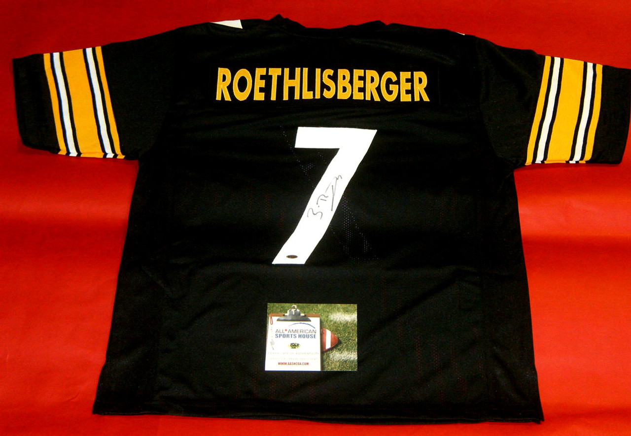 on sale 907ef 3bee3 low price steelers jersey ben roethlisberger d4cae 1640d