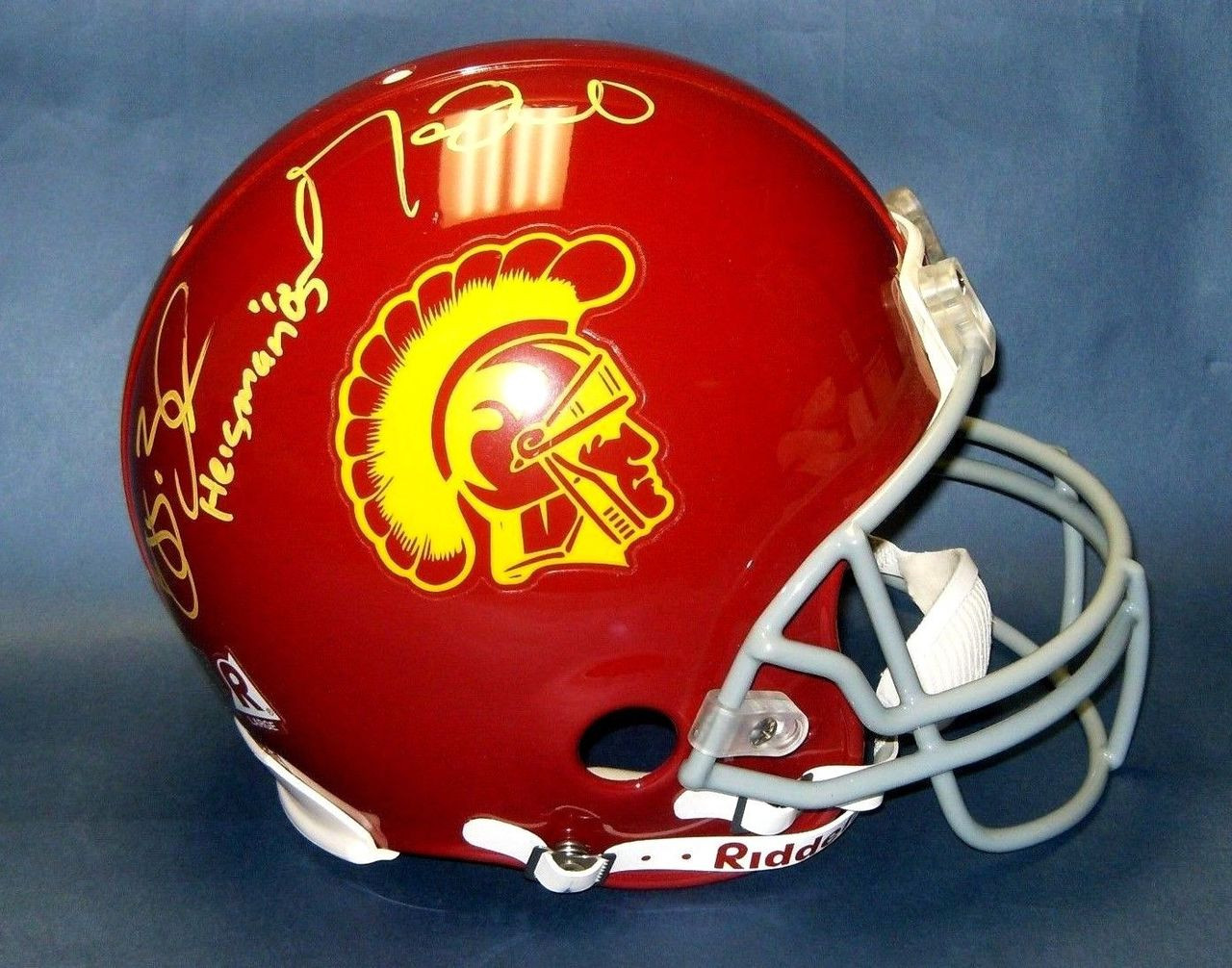 Riddell USC Trojans Pro Line Helmet