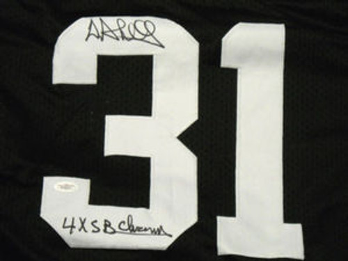 0eadcb2de3b DONNIE SHELL SIGNED PITTSBURGH STEELERS JERSEY JSA INSC - All ...