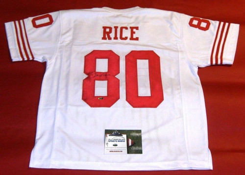 promo code bbda6 ce1c3 JERRY RICE CUSTOM MISSISSIPPI VALLEY STATE DELTA DEVILS JERSEY