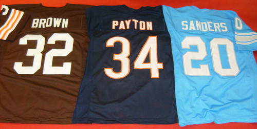 sneakers for cheap 57a89 3f8d4 LEGENDARY PLAYERS - WALTER PAYTON - All American Sports House