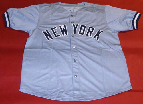 various colors 98cb8 73854 REGGIE JACKSON AUTOGRAPHED NEW YORK YANKEES JERSEY JSA MR OCTOBER