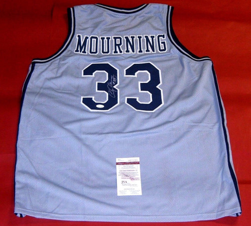 competitive price fa035 83d9d AUTOGRAPHED COLLEGE BASKETBALL JERSEYS