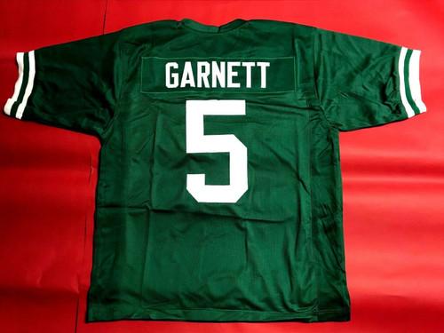 KEVIN GARNETT CUSTOM BOSTON CELTICS FOOTBALL STYLE JERSEY