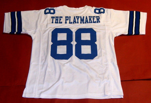 MICHAEL IRVIN CUSTOM DALLAS COWBOYS JERSEY THE PLAYMAKER