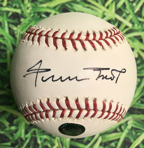 WILLIE MAYS AUTOGRAPHED OMLB BALL SAN FRANCISCO GIANTS SAY HEY AUTHENTICATED
