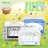 Monthly Mixed Case for July