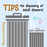 Tips For Disposing Diapers