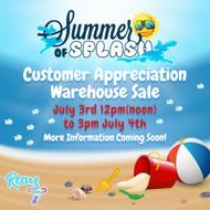 Rearz Annual Warehouse Sale 2020 - July 3rd - 4th
