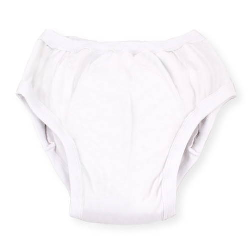 Adult Training Pants - White