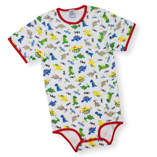 Dinosaur Adult Snapsuit