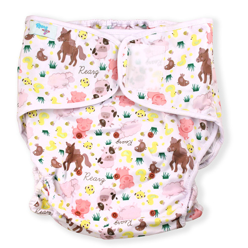 Barnyard Adult Diaper Wrap