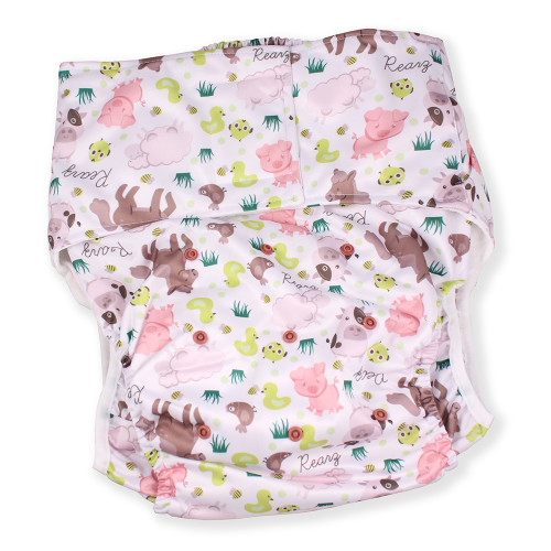 Barnyard Bamboo Luxury Adult Pocket Diaper