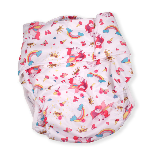 Lil Bella Bamboo Luxury Adult Pocket Diaper