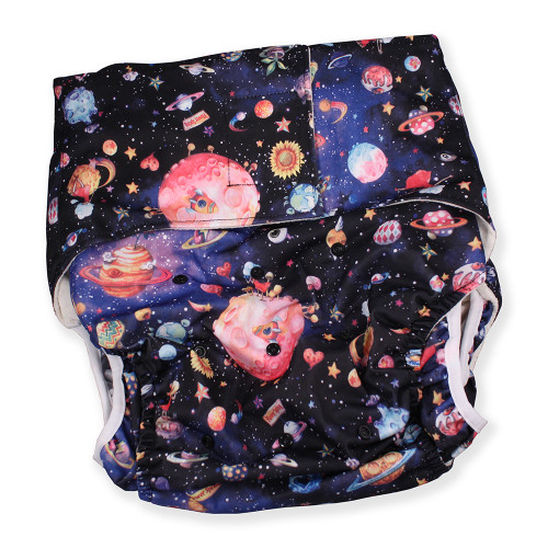 Planet Bamboo Luxury Adult Pocket Diaper