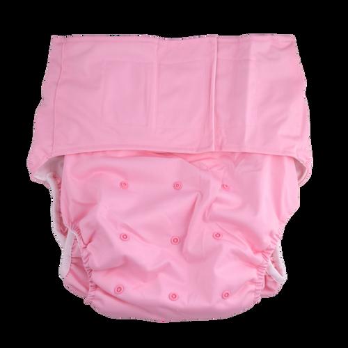 Adult Pocket Diaper - Bubblegum Pink