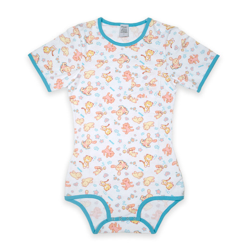 Splash Bodysuit Onesie with Pocket