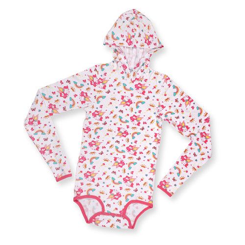 Lil Bella Hooded Adult Snapsuit