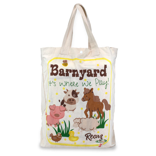 Barnyard Organic Playtime Tote