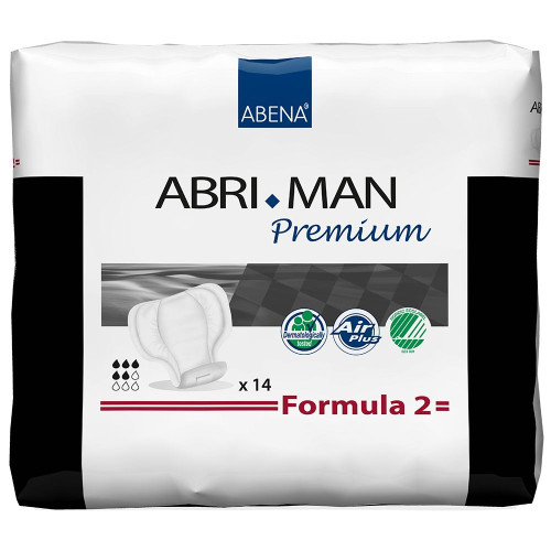 Abri-Man Fomula 2 Male Guard Booster