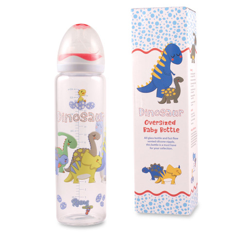 Dinosaur Adult Baby Bottle