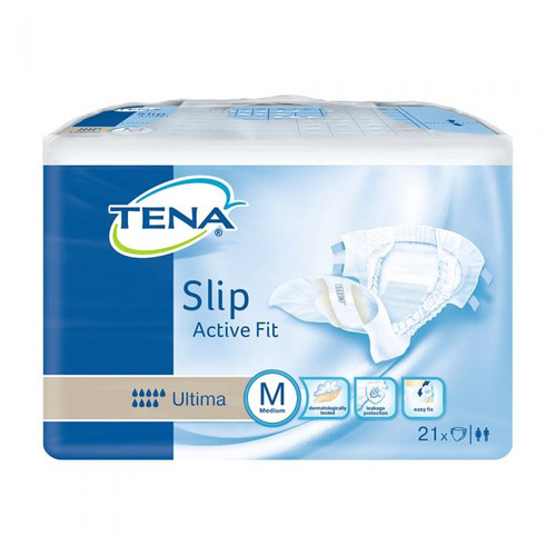 Tena Slip Active ULTIMA Incontinence Briefs