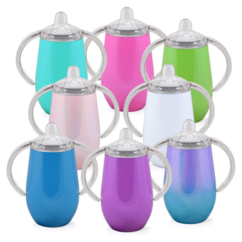 Stainless Spill Proof Sippy Cup
