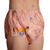 Christy Plastic Pants - Pink Nursery Print