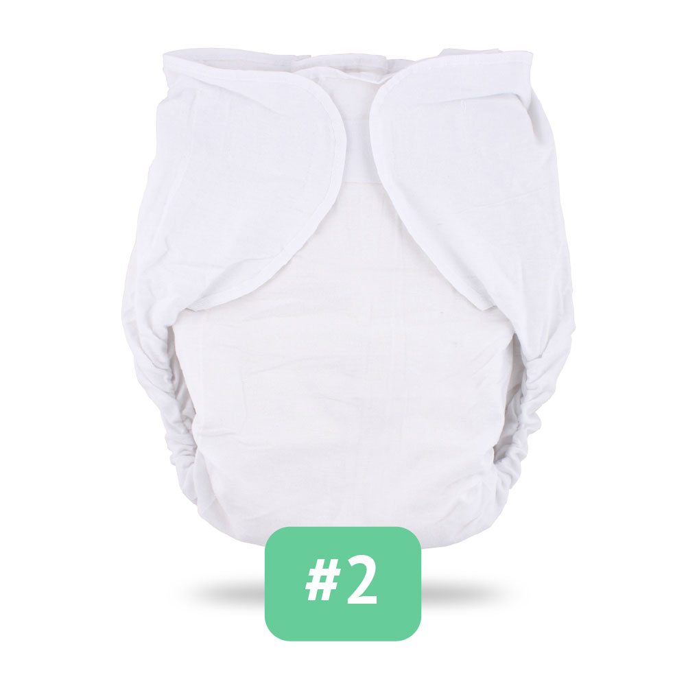 Omutsu Bulky Fitted Diaper