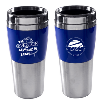 CASC Stainless Steel Tumbler/Travel Mug