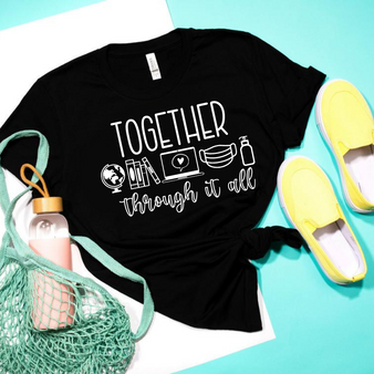 Together Through It All Unisex Tee