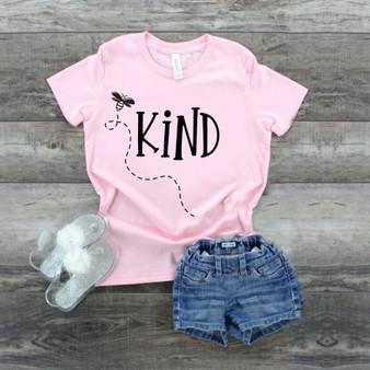Bee Kind Unisex Toddler Shirt