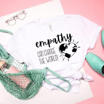 Empathy Can Change the World Unisex Tee