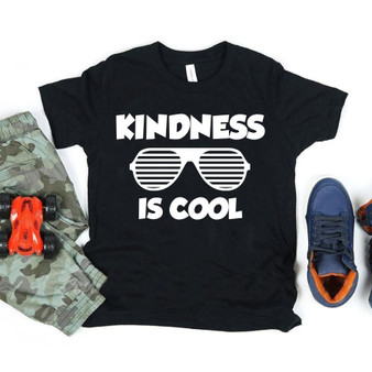 Kindness is Cool Toddler Shirt