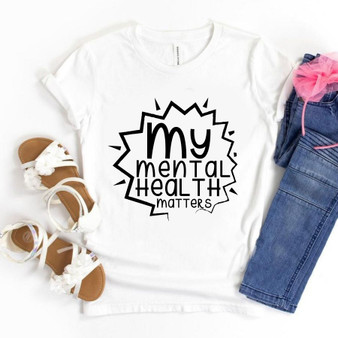 MY Mental Health Matters Youth Shirt