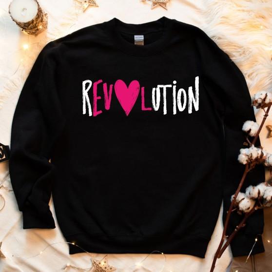 Revolution Conference Themed Unisex Sweatshirt