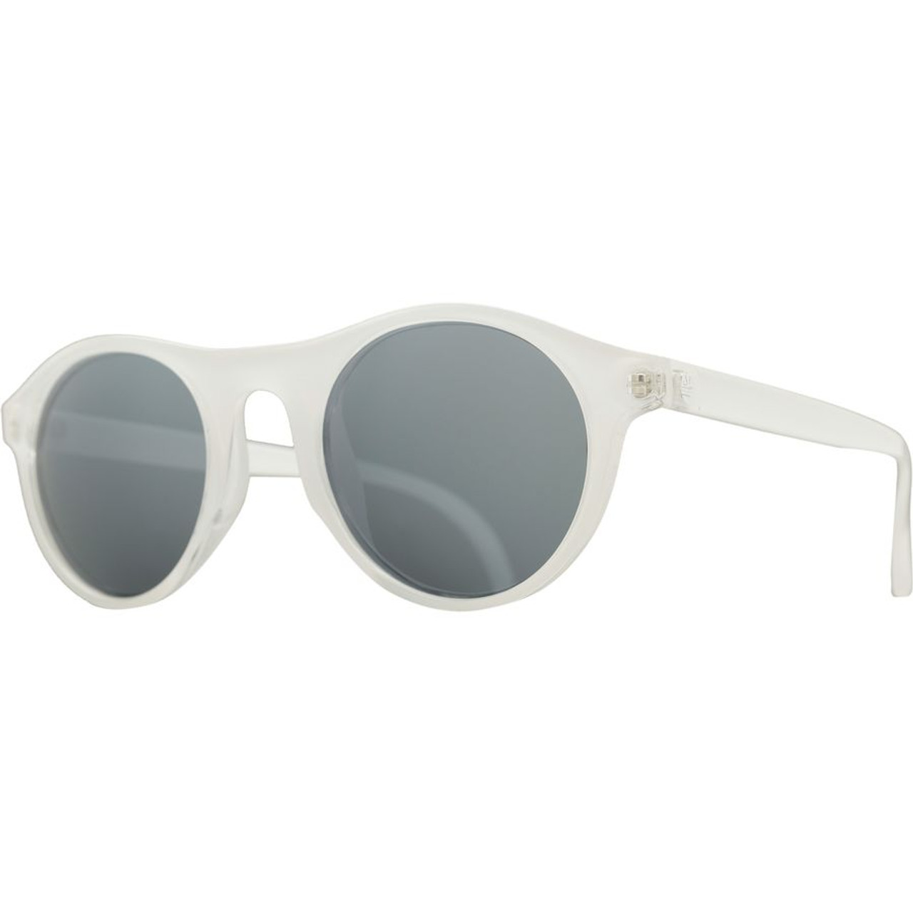 Alta Frosted White Sunglasses San Franpsycho