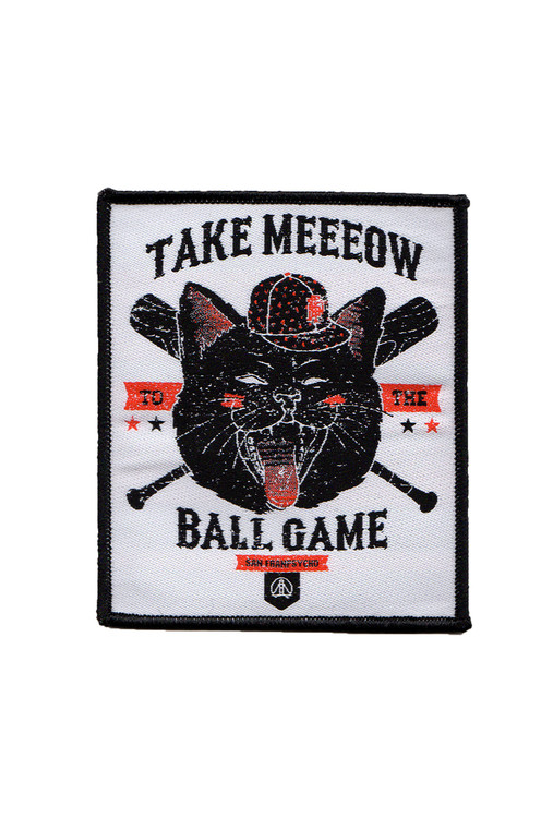 Take Meeeow Patch