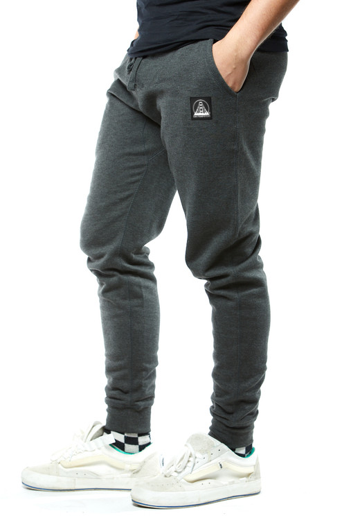 Charcoal Joggers with SFP Patch