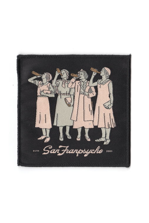 Whisper Sisters Patch